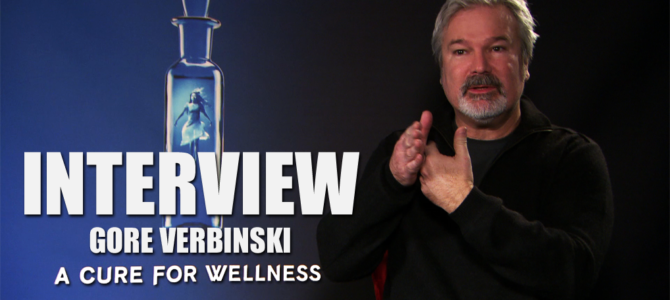 Interview: Gore Verbinski