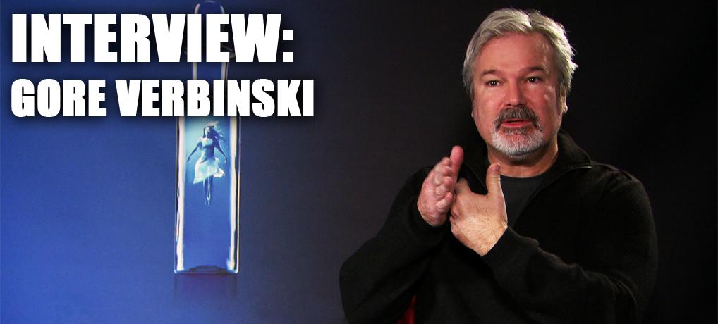 Interview: Gore Verbinski