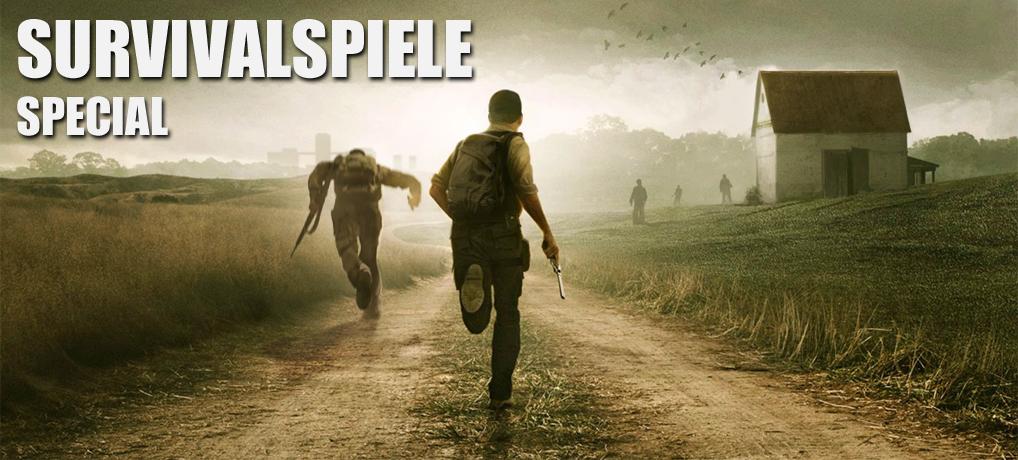 Special: Survivalspiele