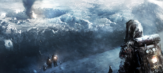 Game News: Frostpunk – Aufbau-Strategie