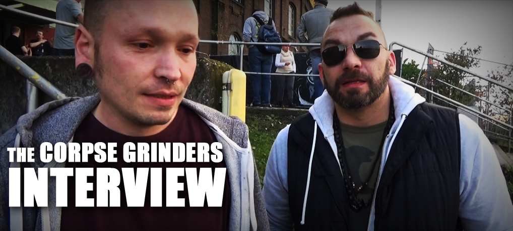 Interview: The Corpse Grinders (Remake)