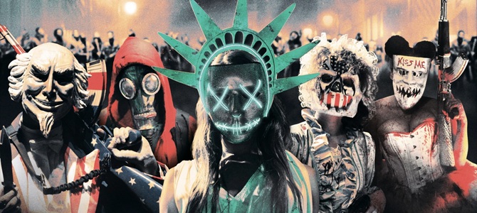 Review: The Purge – Election Year