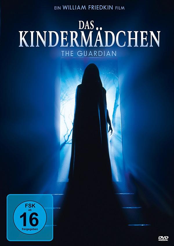 Das Kindermädchen - DVD Blu-ray Cover FSK 16