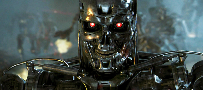 Terminator 6 – Newsflash