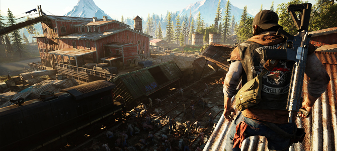 Days Gone - Gameplay, Trailer, Zombiehorror, Endzeit, Survival, Action-Adventure, Trailer, Release, Infos, News, PlayStation 4