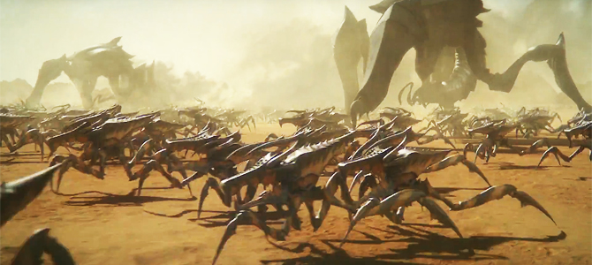 Starship Troopers: Traitor of Mars – Trailer