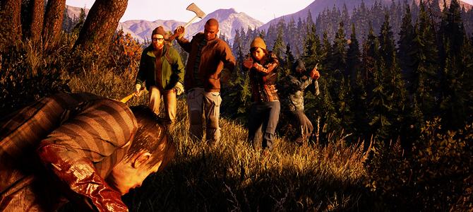 Game-News: State of Decay 2 – Trailer