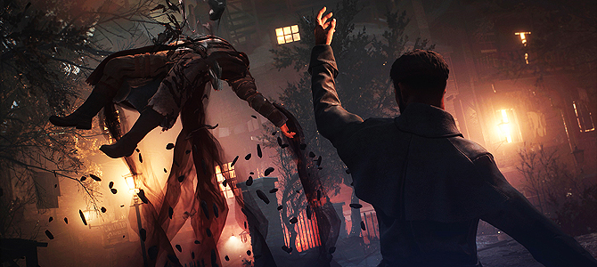 Game-News: Vampyr – Horror-Rollenspiel