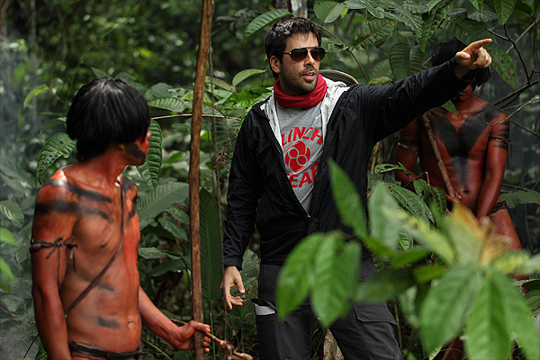 Eli Roth - The Green Inferno - Behind the Scenes
