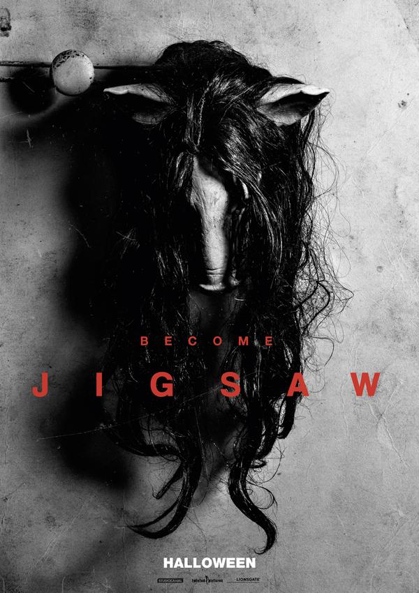 Jigsaw / SAW 8 - Poster, Thriller, Gore, Splatter, Hardgore, Poster, Infos, News, Kinostart
