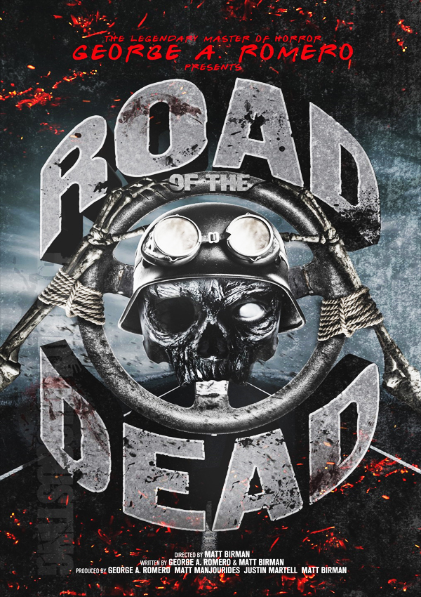 George A. Romeros Road of the Dead - Poster, Zombiehorror, Infos, News