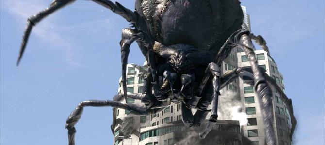 Review: Big Ass Spider!