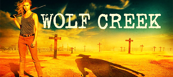 Wolf Creek – Staffel 1 auf deutsch!