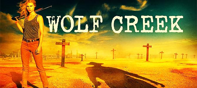 Wolf Creek – Staffel 1 auf deutsch!