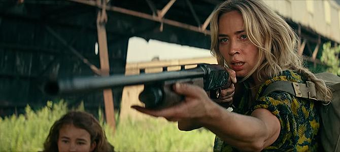 A Quiet Place 2 – Trailer, Horrorfilm, Endzeit, Endzeitfilm, Horror, Survival, Kinostart, Infos, News