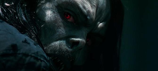 Morbius – Comicverfilmung, Horror, Trailer, Horrorfilm, Teaser, Kinostart, Spiderman, Marvel, Sony, Vampirhorror