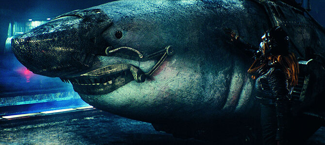 Review: Sky Sharks