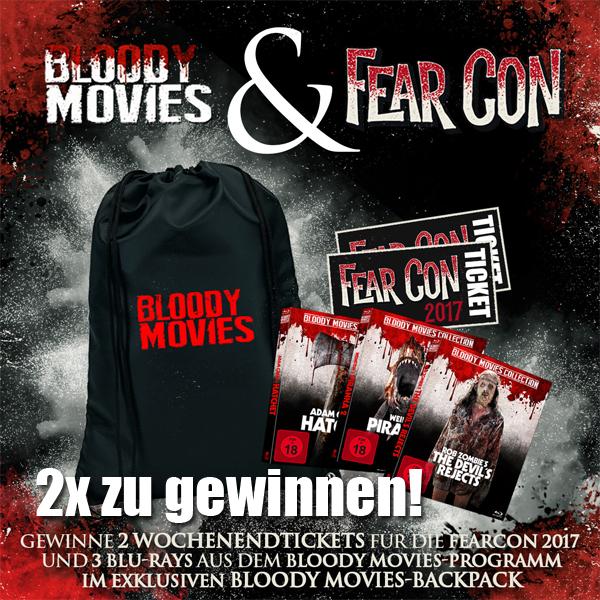 FearCon & Tiberius Film Gewinnspiel
