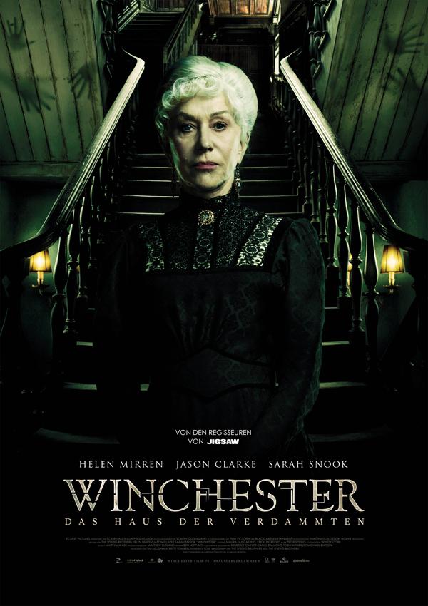 Winchester - Poster, Kinostart, Infos, Gewinnspiel, Horrorfilm