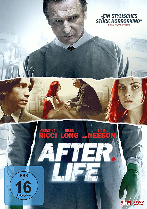 After Life - Blu-ray DVD Cover FSK 16