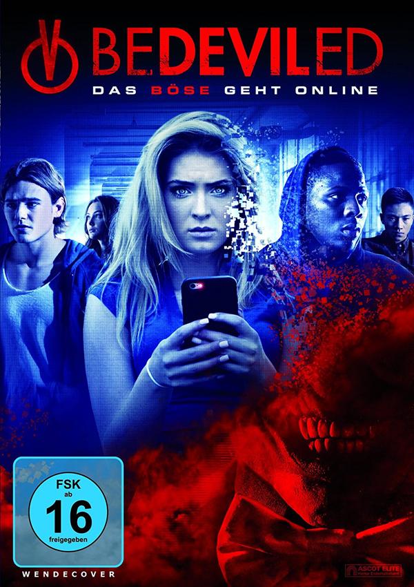 Bedeviled - DVD Blu-ray Cover FSK 16