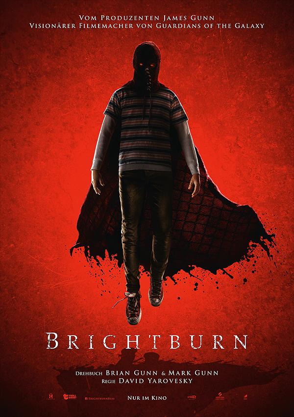 Brightburn - Poster FSK 16