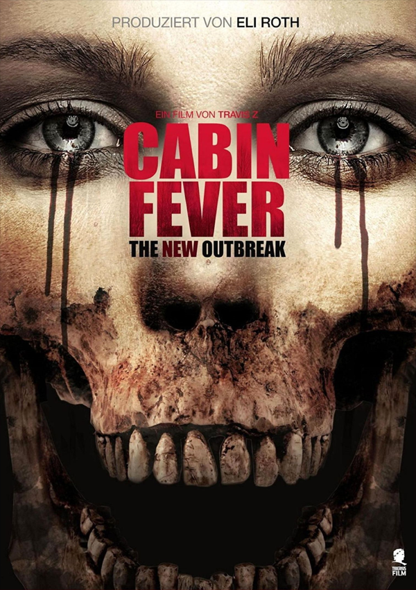 Cabin Fever: The New Outbreak - DVD Blu-ray Cover FSK 18