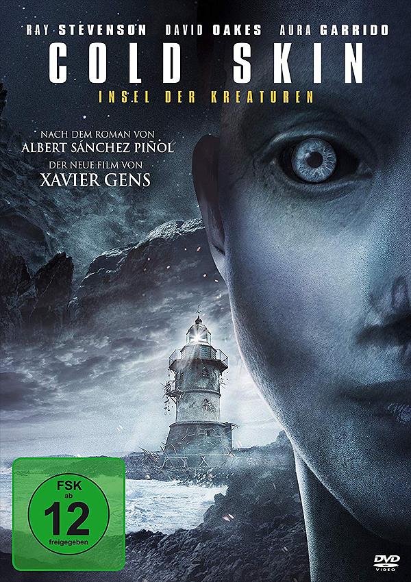 Cold Skin - Blu-ray DVD Cover FSK 12