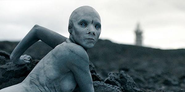 Cold Skin - Szenenbild
