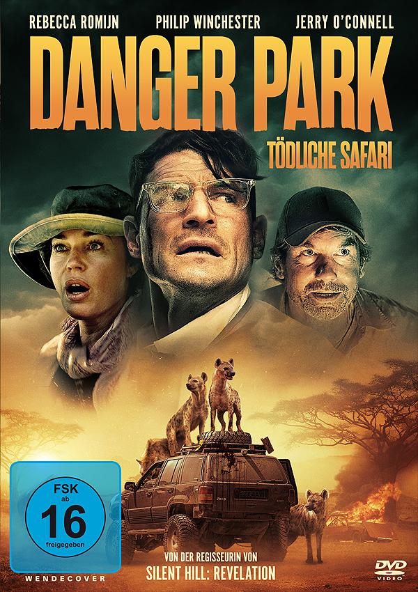 Danger Park - DVD Blu-ray Cover FSK 16
