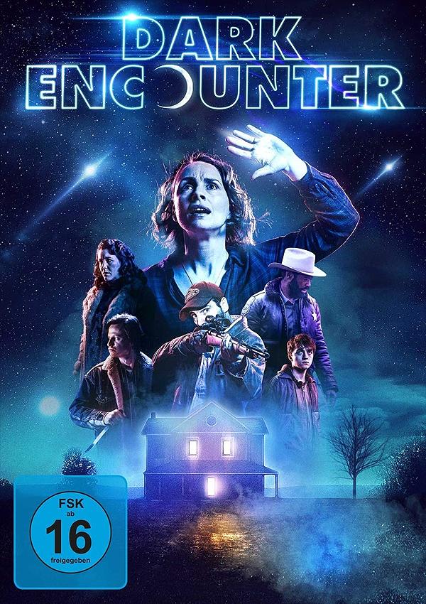 Dark Encounter - DVD Blu-ray Cover FSK 16