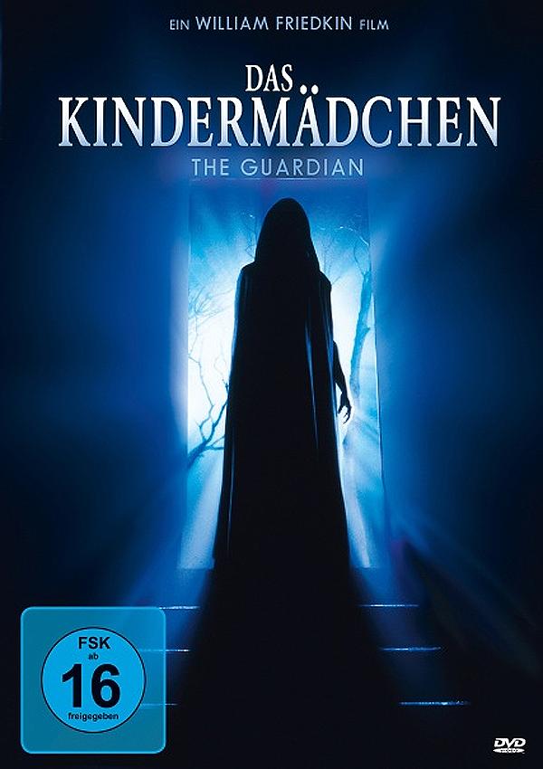 Das Kindermädchen - Blu-ray DVD Cover FSK 16