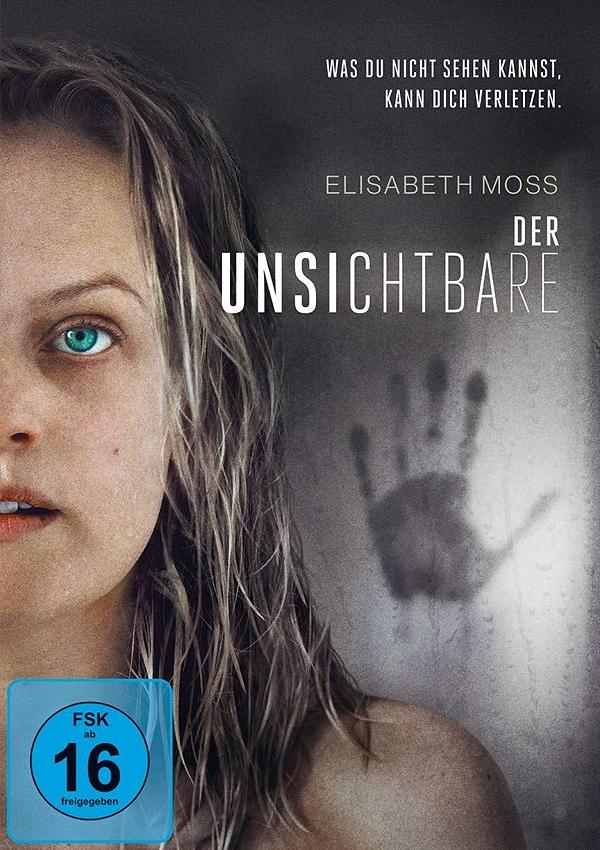 Der Unsichtbare - Poster FSK 16
