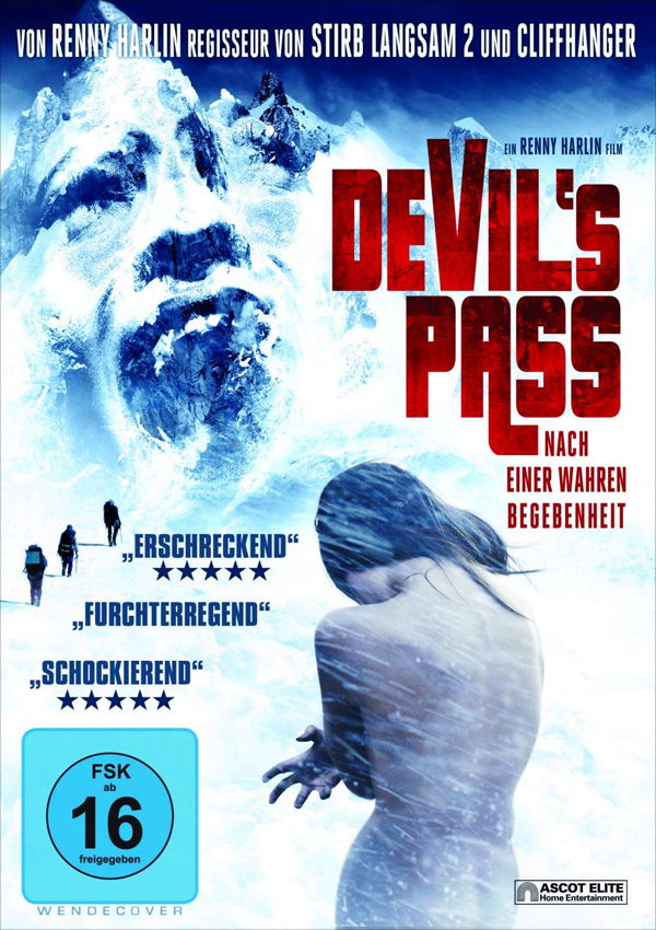 Devil's Pass - Blu-ray DVD Cover FSK 16