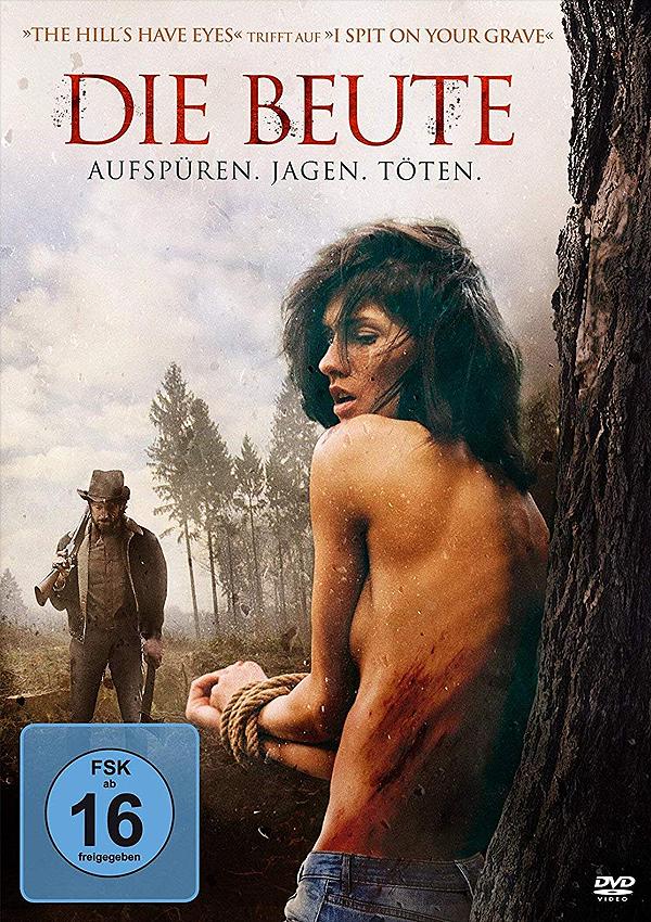 Die Beute - Blu-ray DVD Cover FSK 16