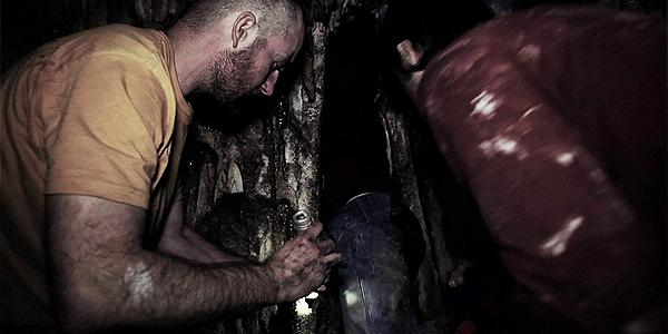 Die Höhle - Szenenbild
