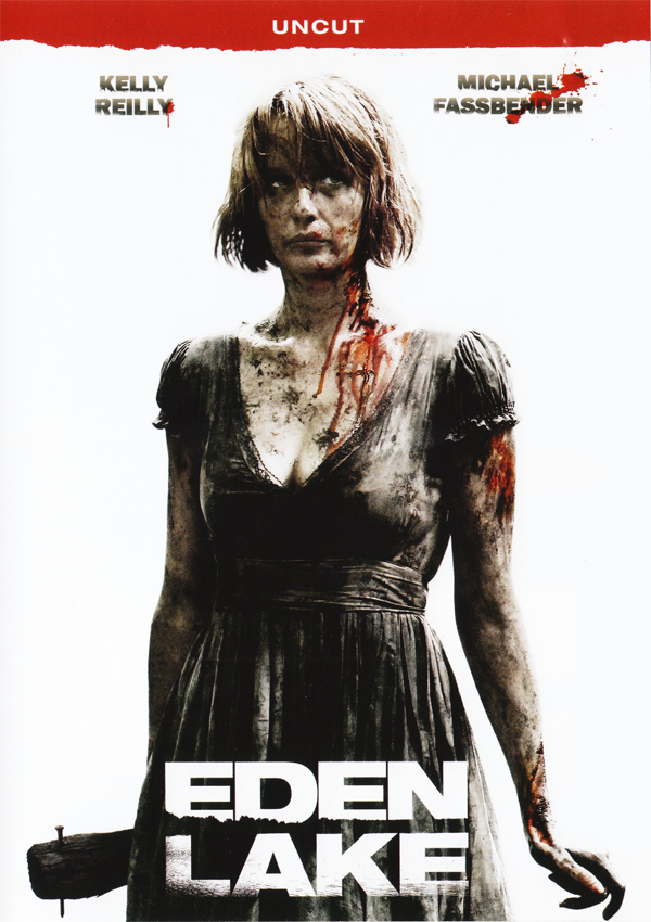 Eden lake - DVD Blu-ray Cover Spio/JK