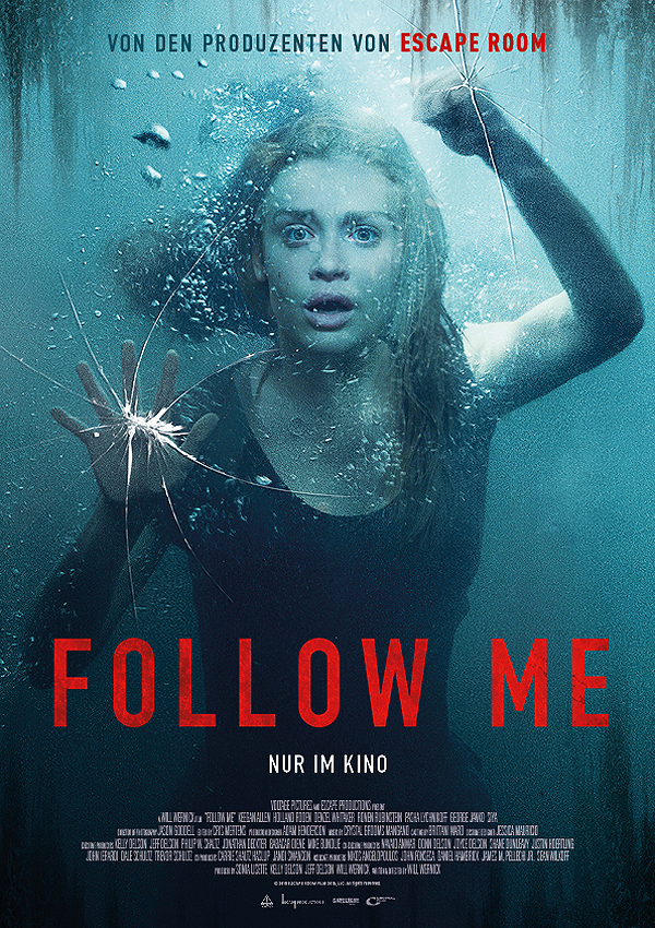 Follow Me - Poster FSK 16