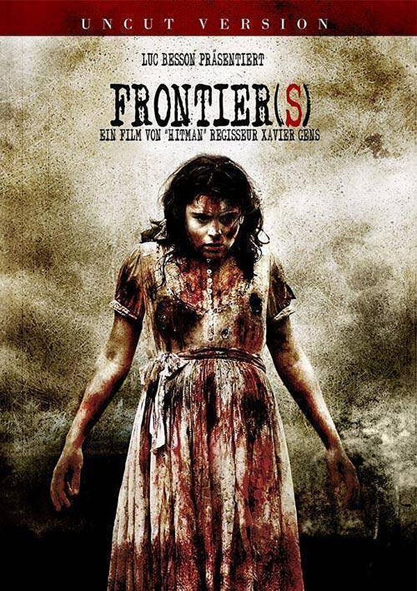 Frontier(s) - Blu-ray DVD Cover