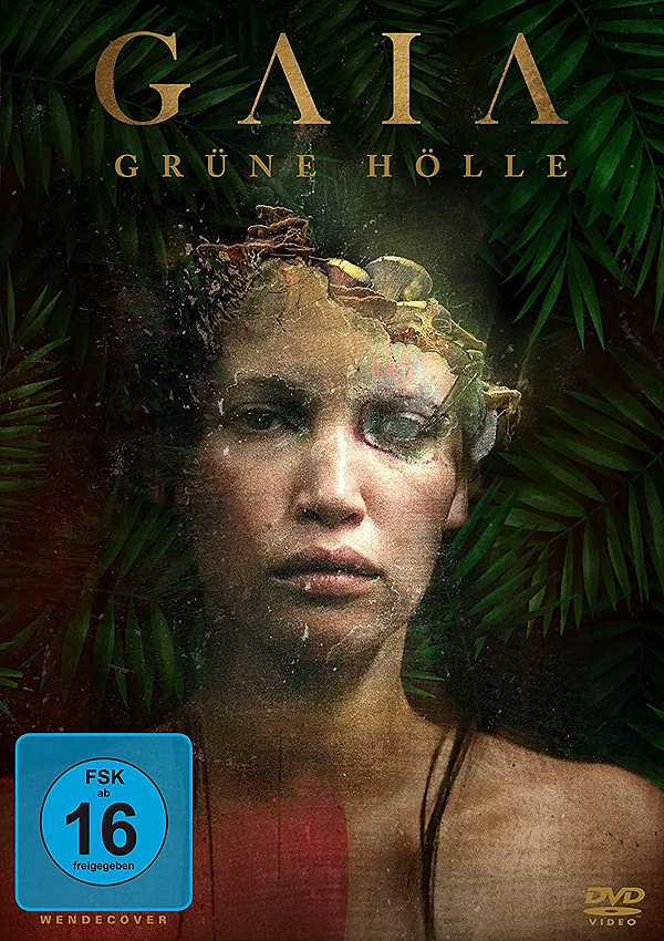 Gaia - DVD Blu-ray Cover FSK 16
