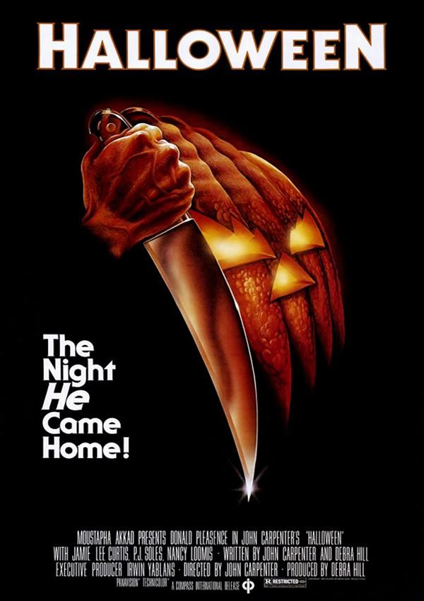 Halloween - Poster FSK 16