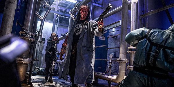 Hellboy: Call of Darkness - Szenenbild