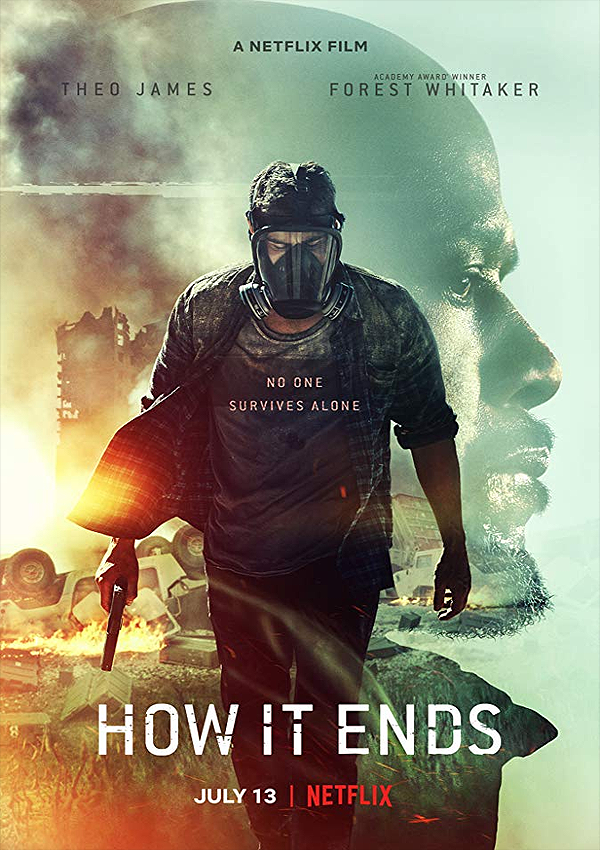 How It Ends - Poster FSK 12