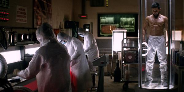 Humanoid - Szenenbild