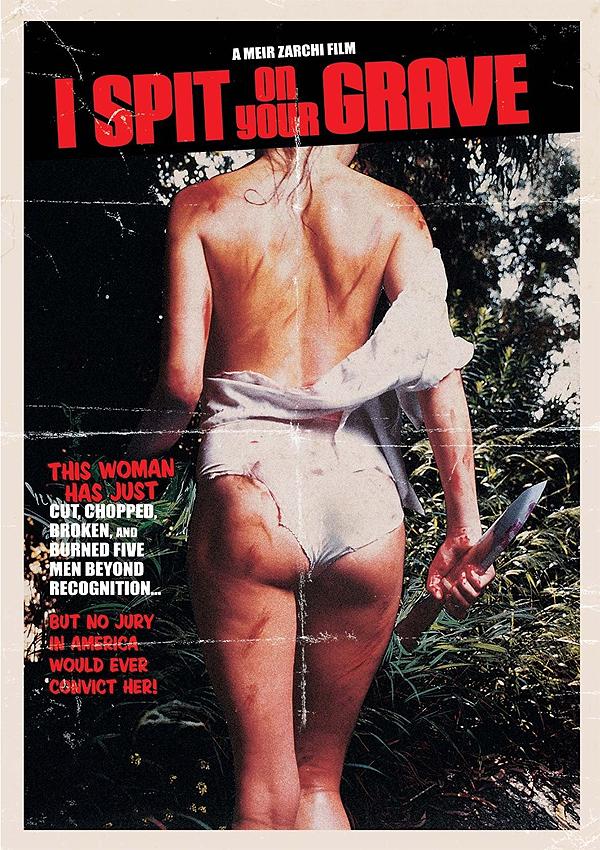 I Spit on your Grave - Poster FSK 18