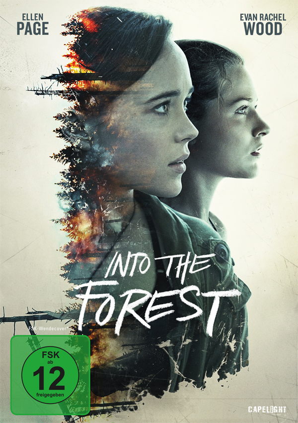 Into the Forest- DVD Blu-ray Cover FSK 12