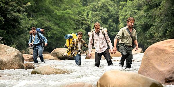 Jungle - Szenenbild