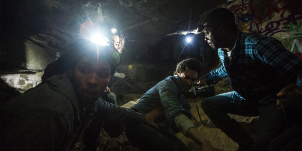 Katakomben - Szenenbild