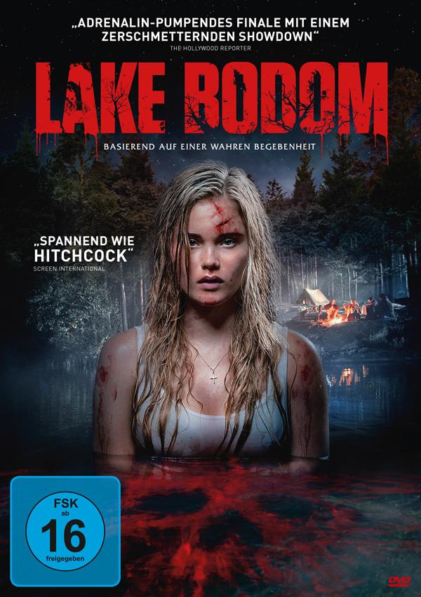 Lake Bodom - Blu-ray DVD Cover FSK 16