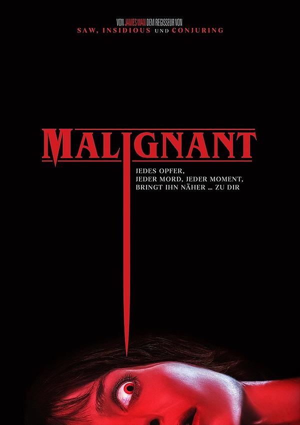 Malignant - Poster FSK 16